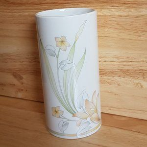 Vintage Lotus Sadler Vase